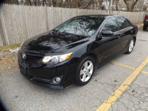2014 Toyota Camry for sale at Wayland Automotive in Wayland MA