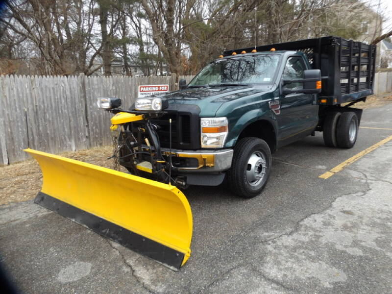 2008 Ford F-350 Super Duty for sale at Wayland Automotive in Wayland MA