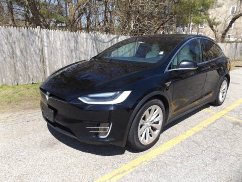 2016 Tesla Model X for sale at Wayland Automotive in Wayland MA