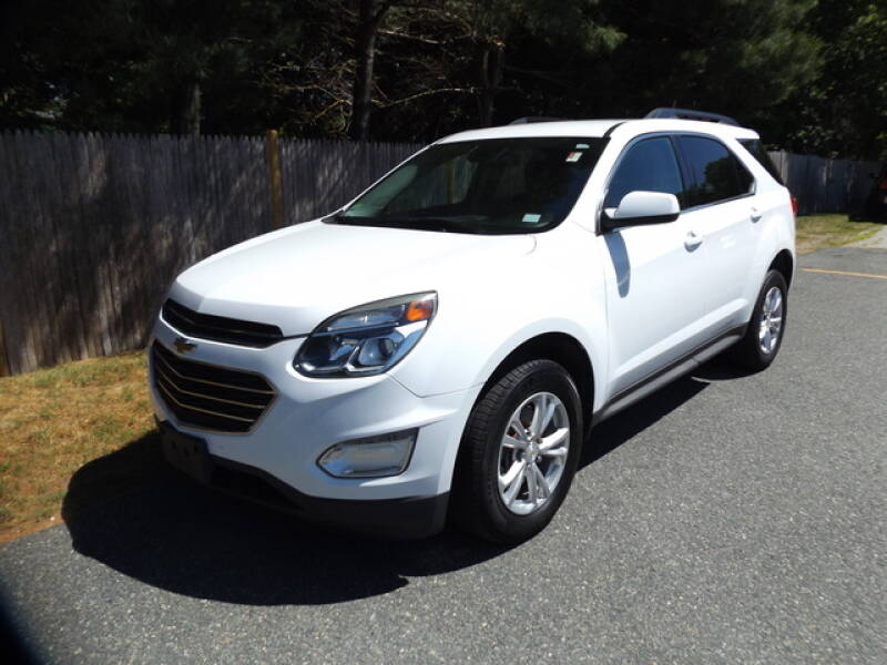 2016 Chevrolet Equinox for sale at Wayland Automotive in Wayland MA