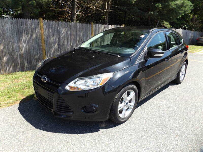 2014 Ford Focus for sale at Wayland Automotive in Wayland MA