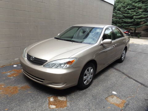 2004 Toyota Camry for sale at Wayland Automotive in Wayland MA