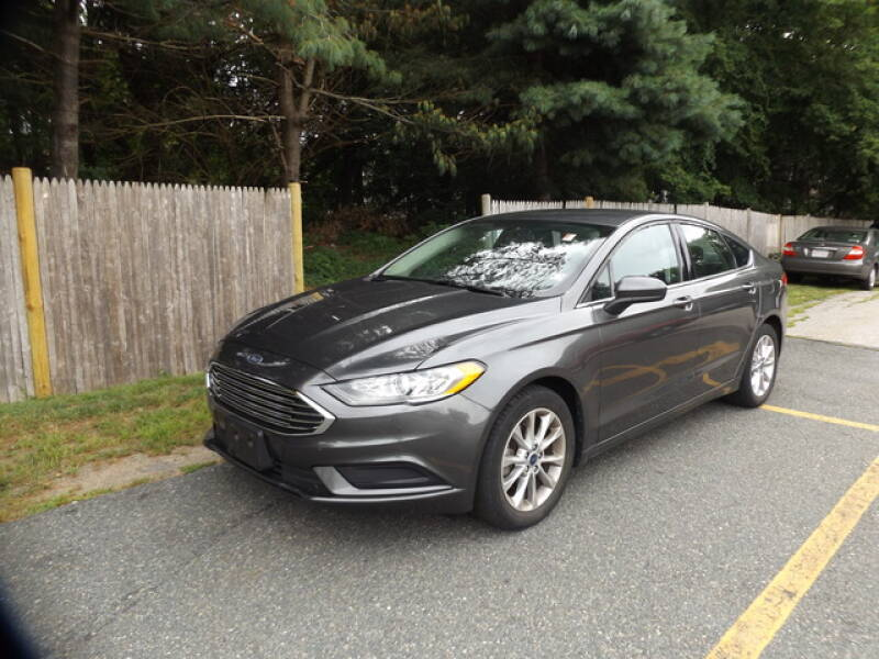 2017 Ford Fusion for sale at Wayland Automotive in Wayland MA