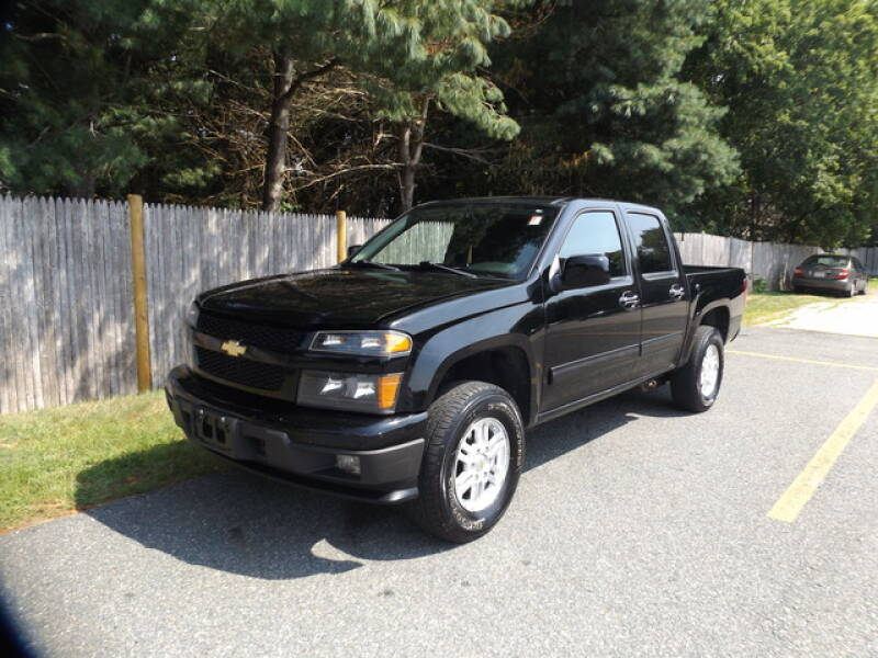 2012 Chevrolet Colorado for sale at Wayland Automotive in Wayland MA