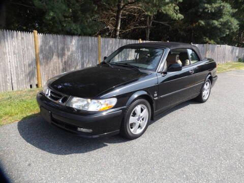 2002 Saab 9-3 for sale at Wayland Automotive in Wayland MA