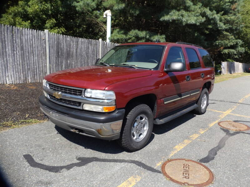 2005 Chevrolet Tahoe for sale at Wayland Automotive in Wayland MA