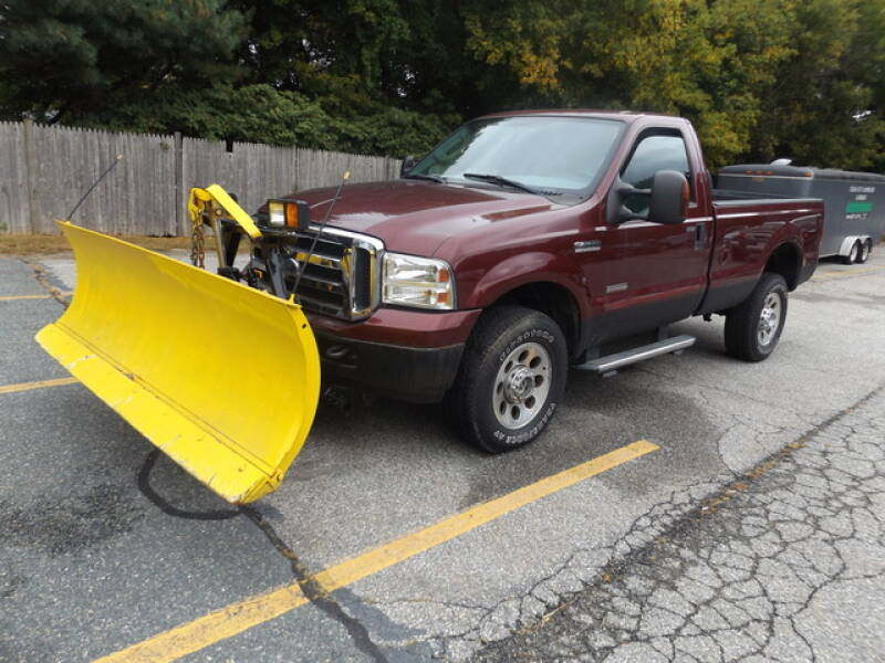 2006 Ford F-350 Super Duty for sale at Wayland Automotive in Wayland MA