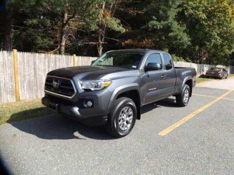 2018 Toyota Tacoma for sale at Wayland Automotive in Wayland MA