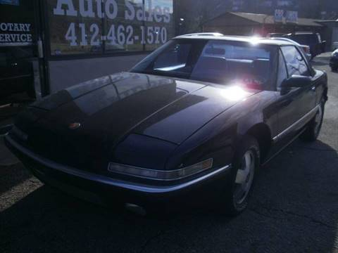 1990 Buick Reatta for sale in Pittsburgh, PA