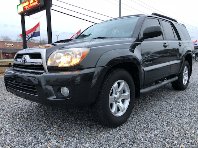 2008 toyota 4runner sport edition in ocean springs ms fountain auto sales. Black Bedroom Furniture Sets. Home Design Ideas