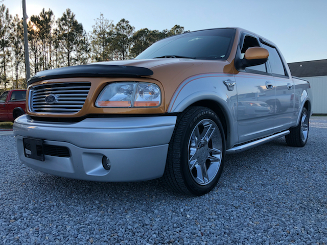 2003 Ford F-150 Harley-Davidson In Ocean Springs MS - Fountain Auto
