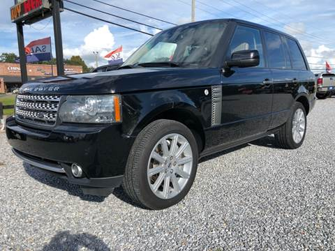 2010 Land Rover Range Rover for sale in Ocean Springs, MS