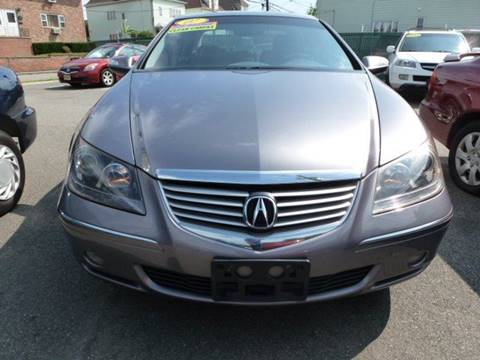 2007 Acura RL for sale in Garfield, NJ