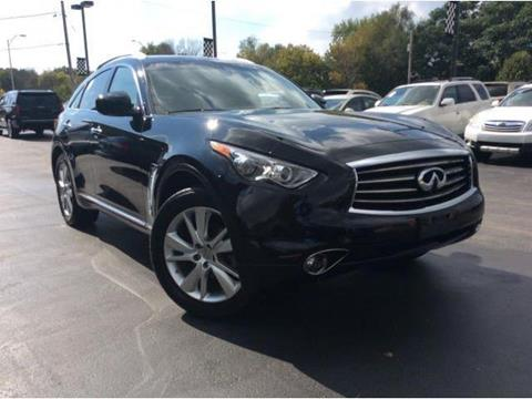2012 Infiniti FX35 for sale in Channahon, IL