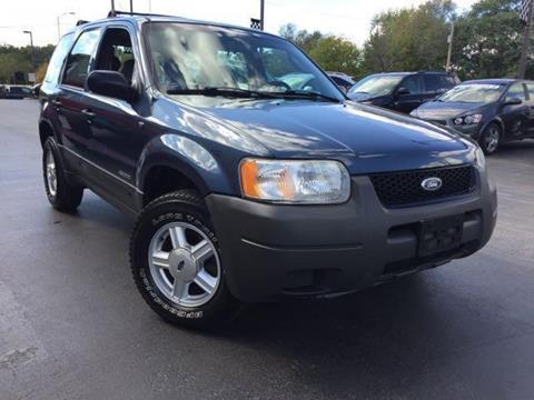 2001 Ford Escape for sale in Channahon, IL