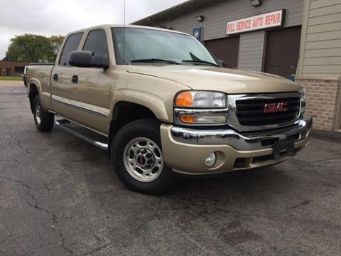 2005 GMC Sierra 1500HD for sale in Channahon, IL
