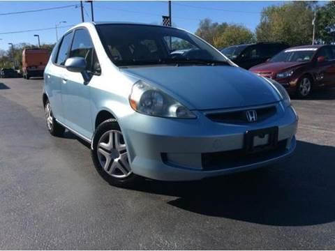 2007 Honda Fit for sale in Channahon, IL
