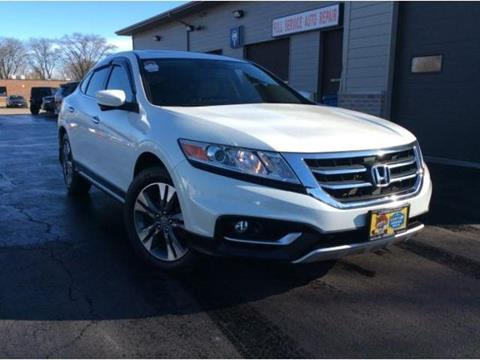 2013 Honda Crosstour for sale in Channahon, IL