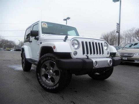 2018 Jeep Wrangler for sale in Channahon, IL