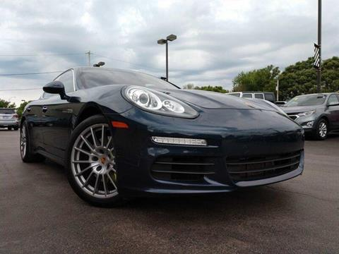 2015 Porsche Panamera for sale in Channahon, IL