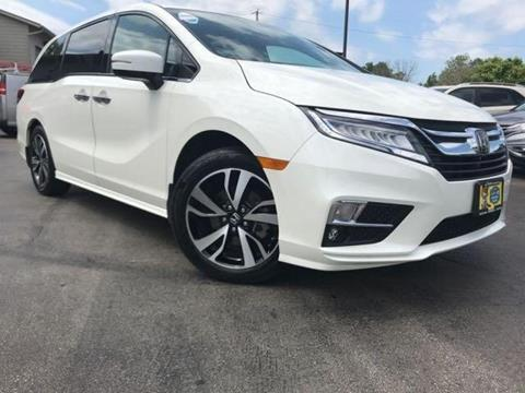 2018 Honda Odyssey for sale in Channahon, IL