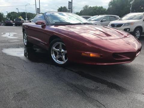 1997 Pontiac Firebird for sale in Channahon, IL