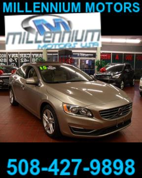 2015 Volvo S60 for sale in Brockton, MA
