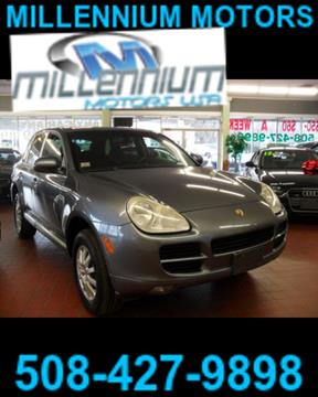 2006 Porsche Cayenne for sale in Brockton, MA