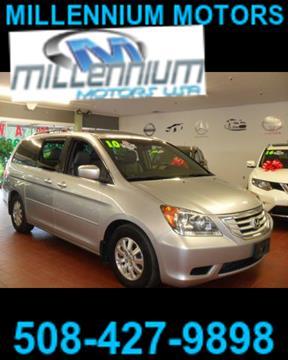 2010 Honda Odyssey for sale in Brockton, MA