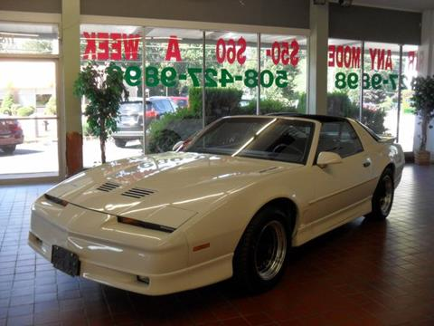 1988 Pontiac Firebird for sale in Brockton, MA