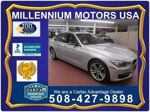 2013 BMW 3 Series for sale in Brockton, MA