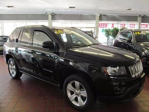 2014 Jeep Compass for sale in Brockton, MA