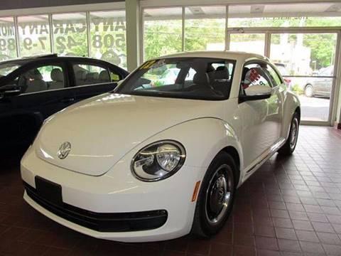 2012 Volkswagen Beetle for sale in Brockton, MA