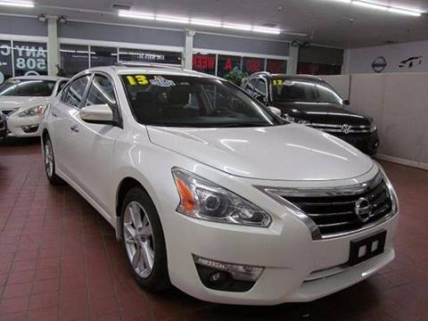 2013 Nissan Altima for sale in Brockton MA