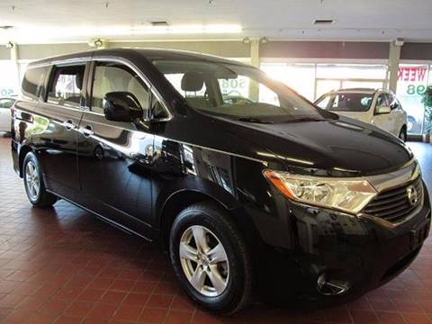 2014 Nissan Quest for sale in Brockton MA
