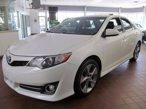 2012 Toyota Camry for sale in Brockton MA