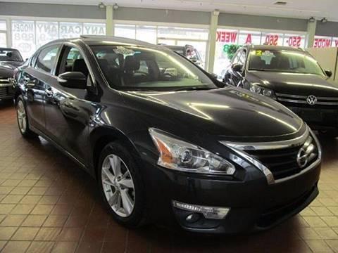 2013 Nissan Altima for sale in Brockton MA