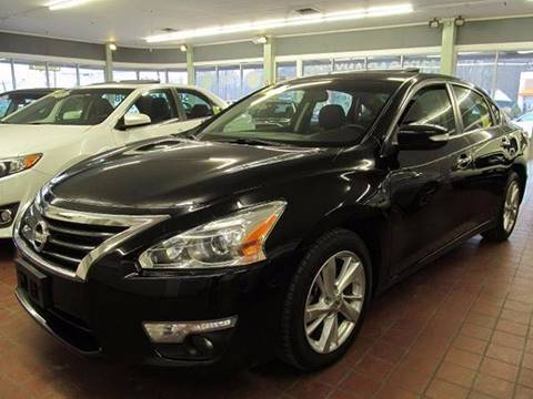 2014 Nissan Altima for sale in Brockton MA