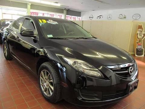 2013 Mazda MAZDA6 for sale in Brockton MA