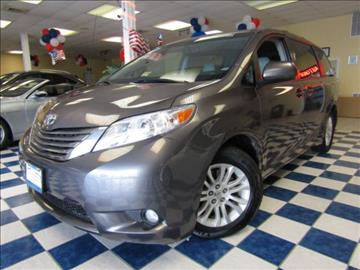 2014 Toyota Sienna for sale at Manassas Automobile Gallery in Manassas VA