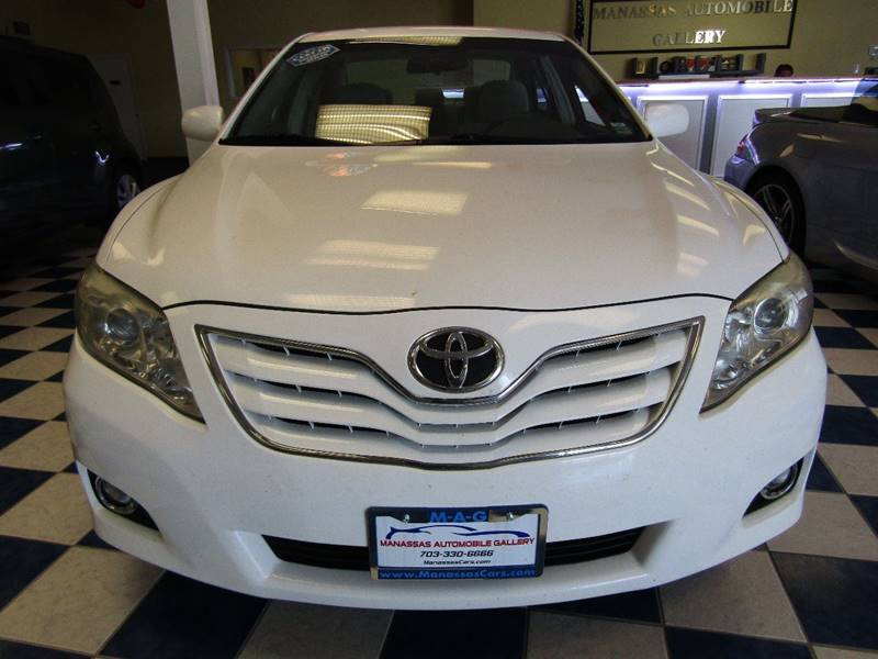 2011 Toyota Camry for sale at Manassas Automobile Gallery in Manassas VA