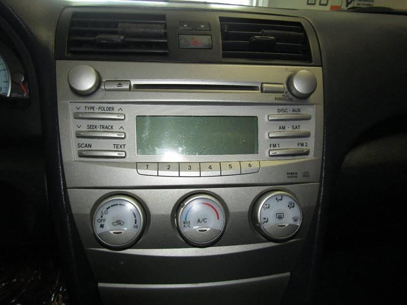 2010 Toyota Camry for sale at Manassas Automobile Gallery in Manassas VA