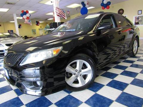 2010 Toyota Camry for sale at Manassas Automobile Gallery in Manassas VA