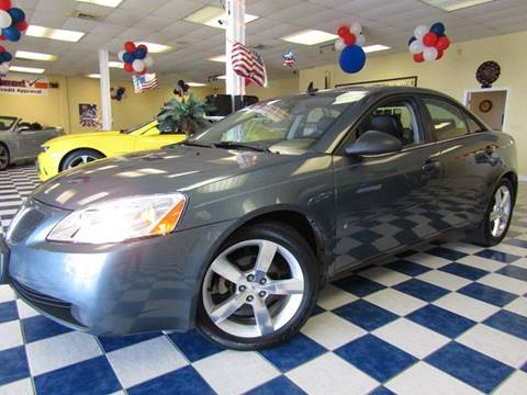 2006 Pontiac G6 for sale at Manassas Automobile Gallery in Manassas VA
