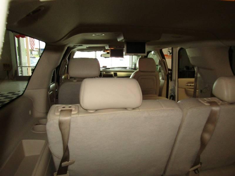 2008 Cadillac Escalade ESV for sale at Manassas Automobile Gallery in Manassas VA