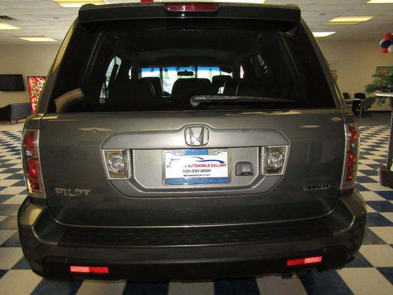 2007 Honda Pilot for sale at Manassas Automobile Gallery in Manassas VA