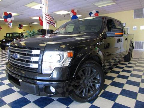 2013 Ford F-150 for sale at Manassas Automobile Gallery in Manassas VA