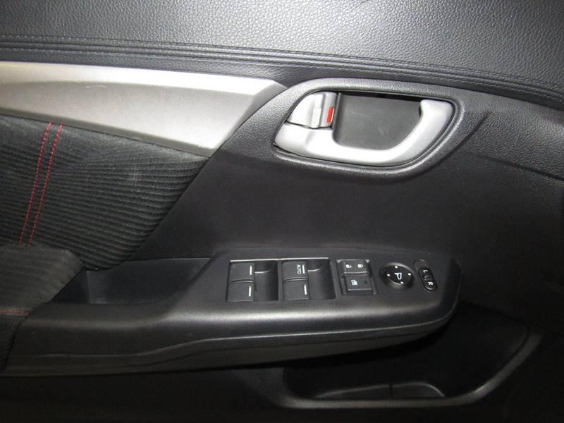 2014 Honda Civic for sale at Manassas Automobile Gallery in Manassas VA