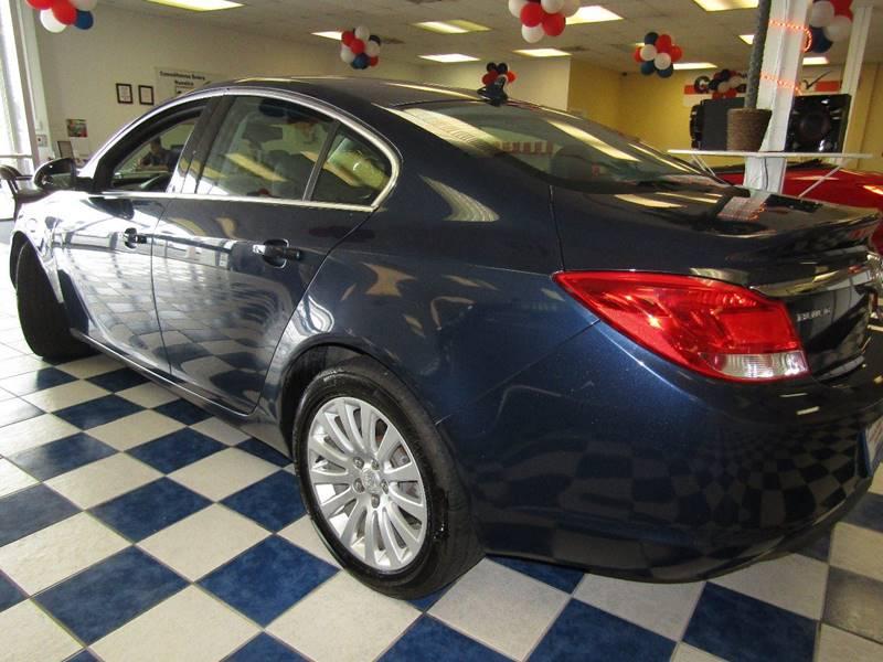 2011 Buick Regal for sale at Manassas Automobile Gallery in Manassas VA