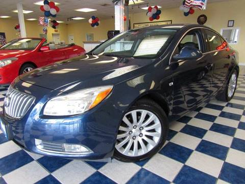 2011 Buick Regal for sale at Manassas Automobile Gallery in Manassas VA